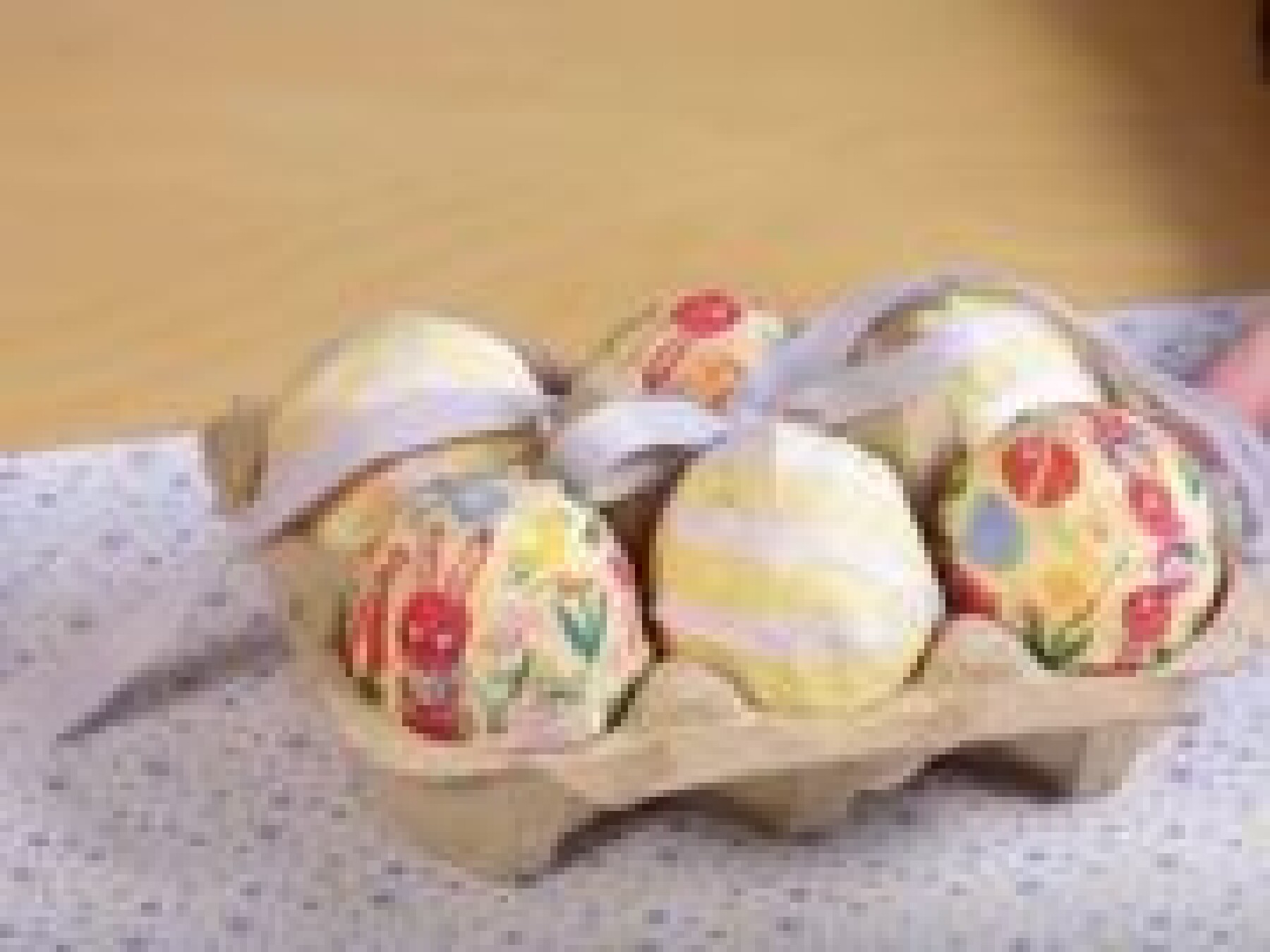 customiser œufs de Pâques