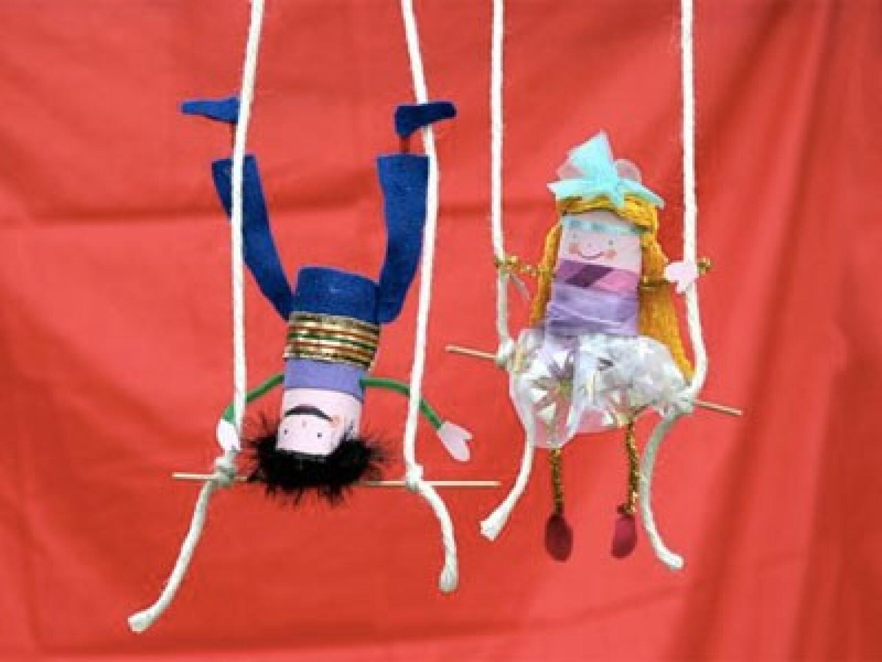 bricolage acrobates