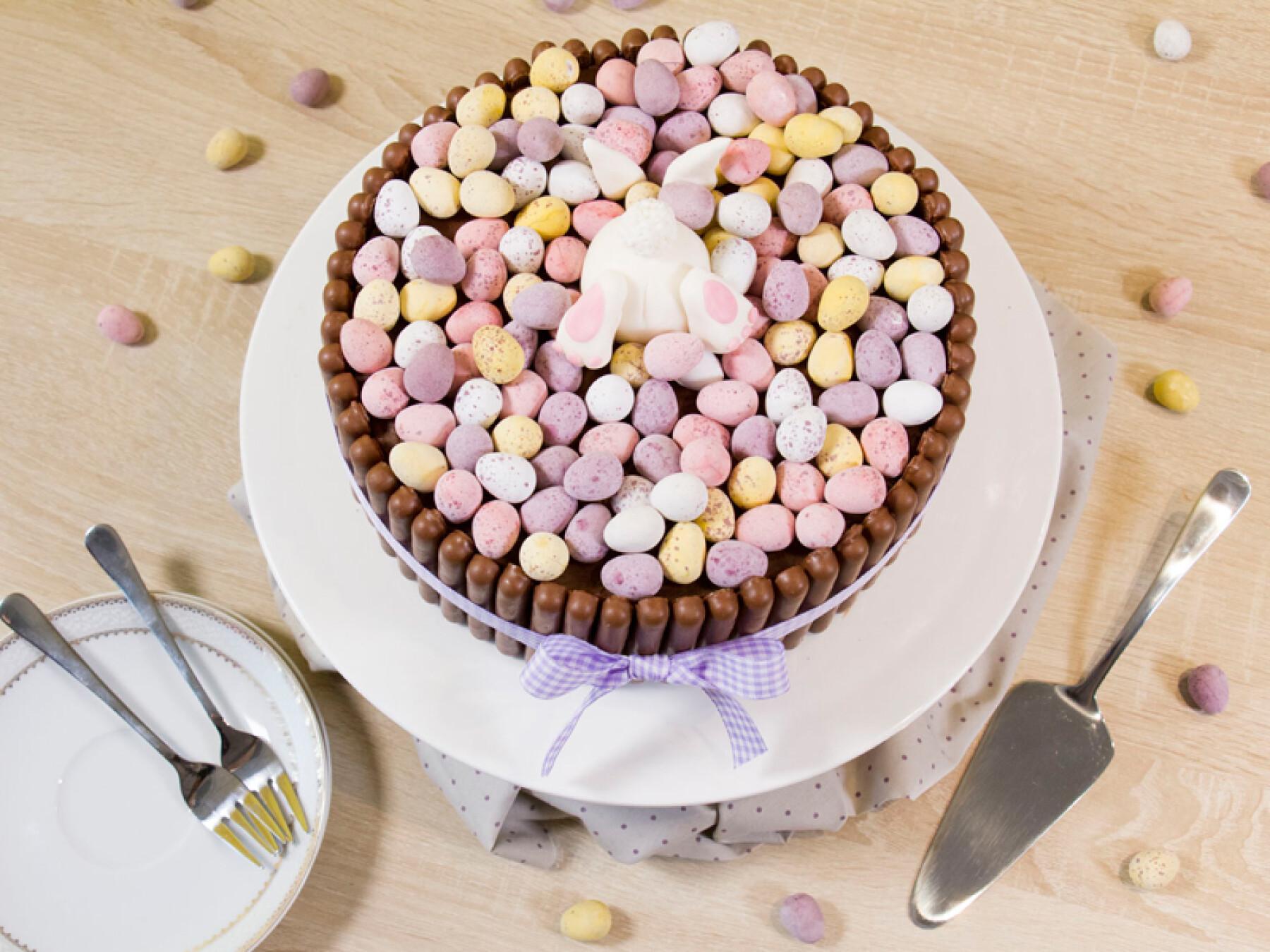 recette bunny cake