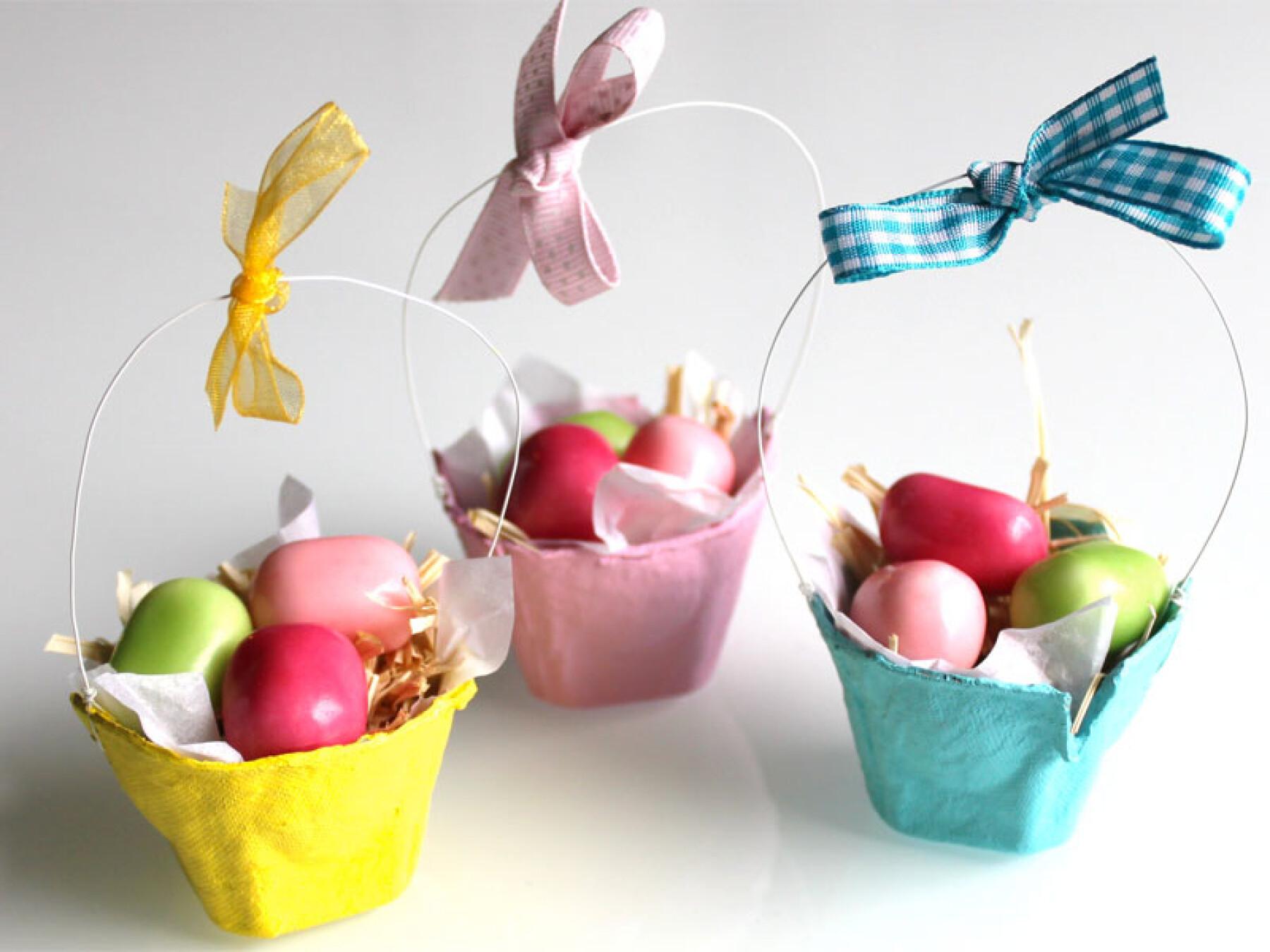 13 bricolages avec des boîtes d'œufs