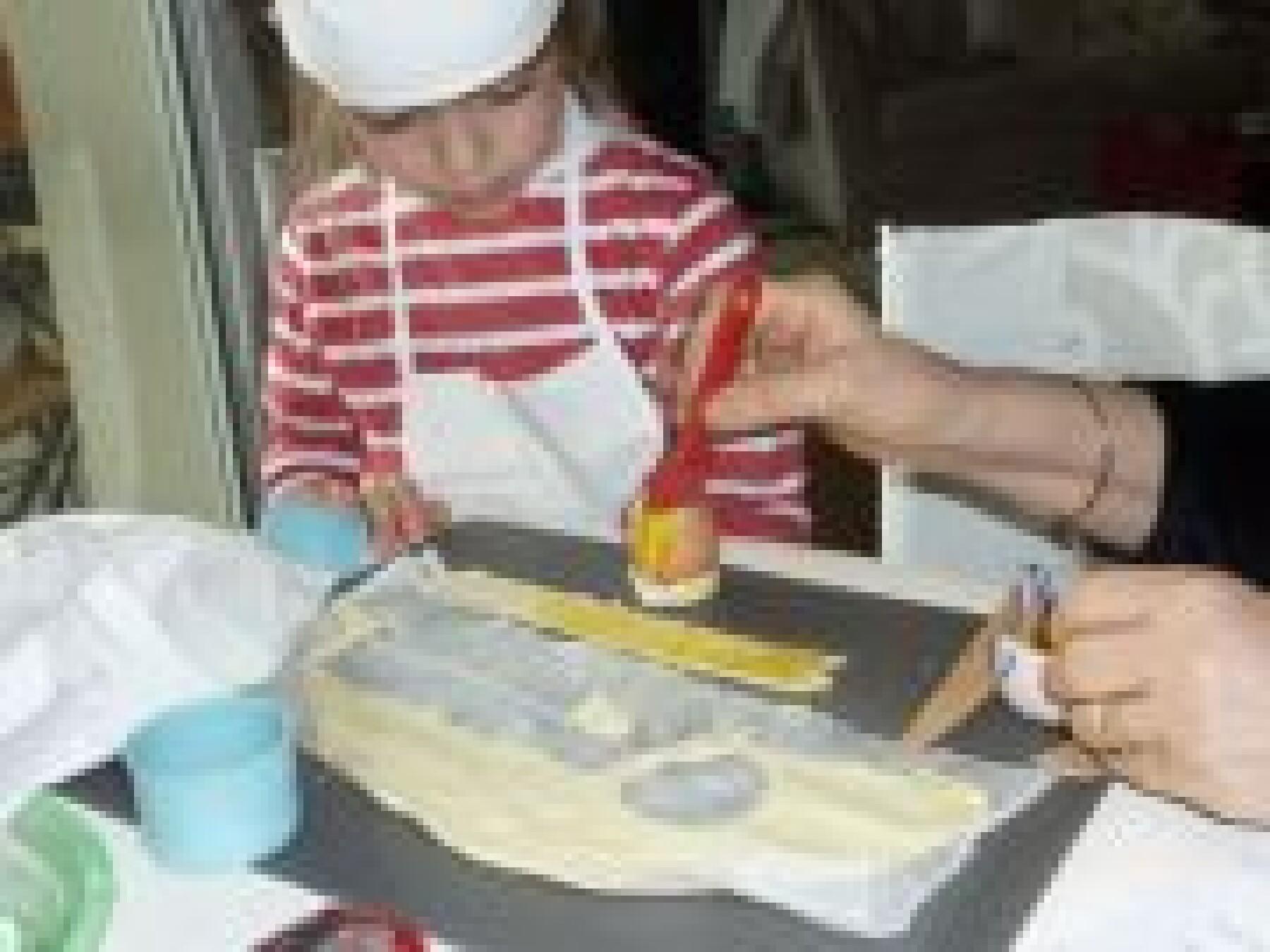 bricolage Pâques cuisine
