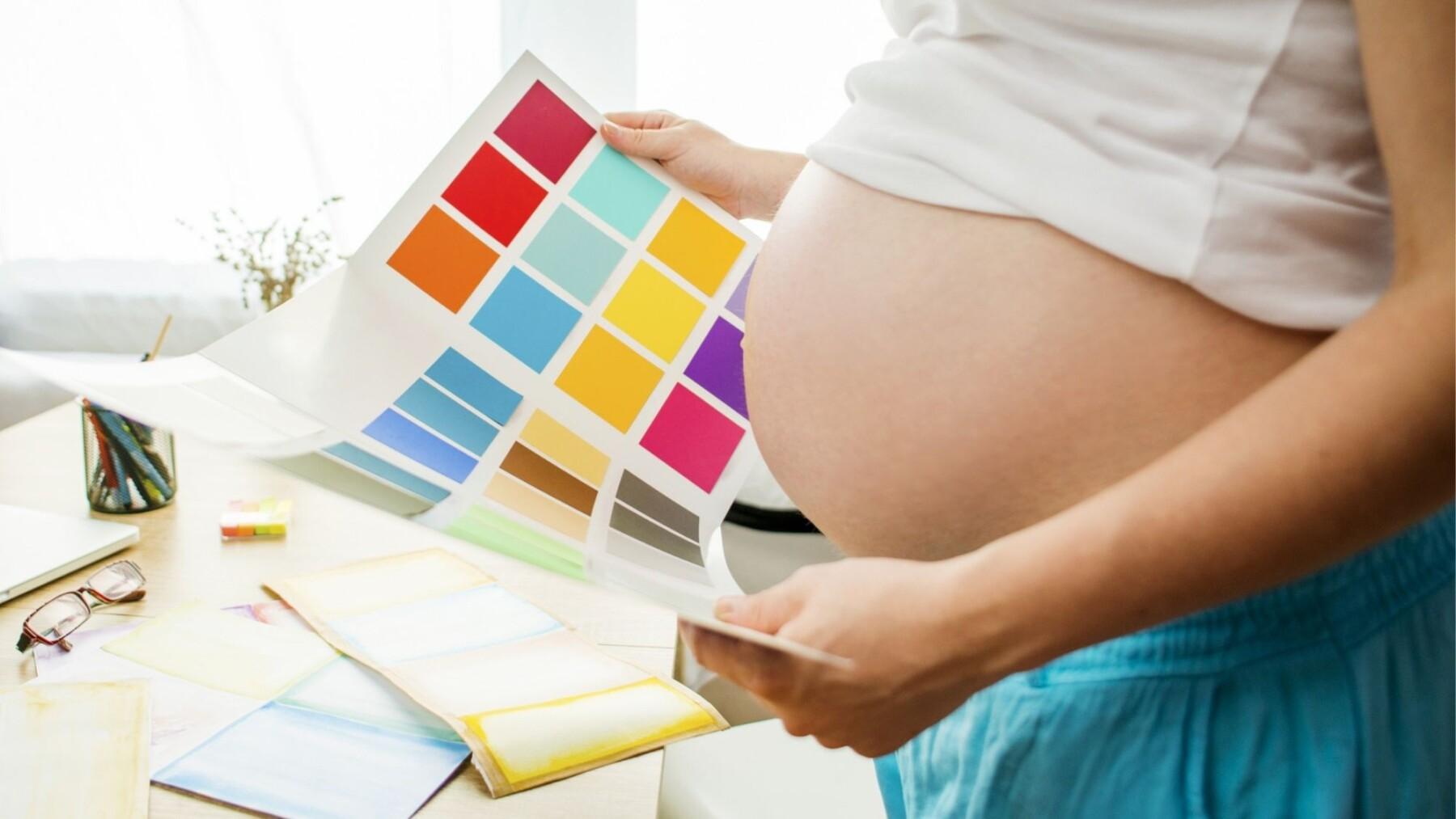 7e mois de grossesse