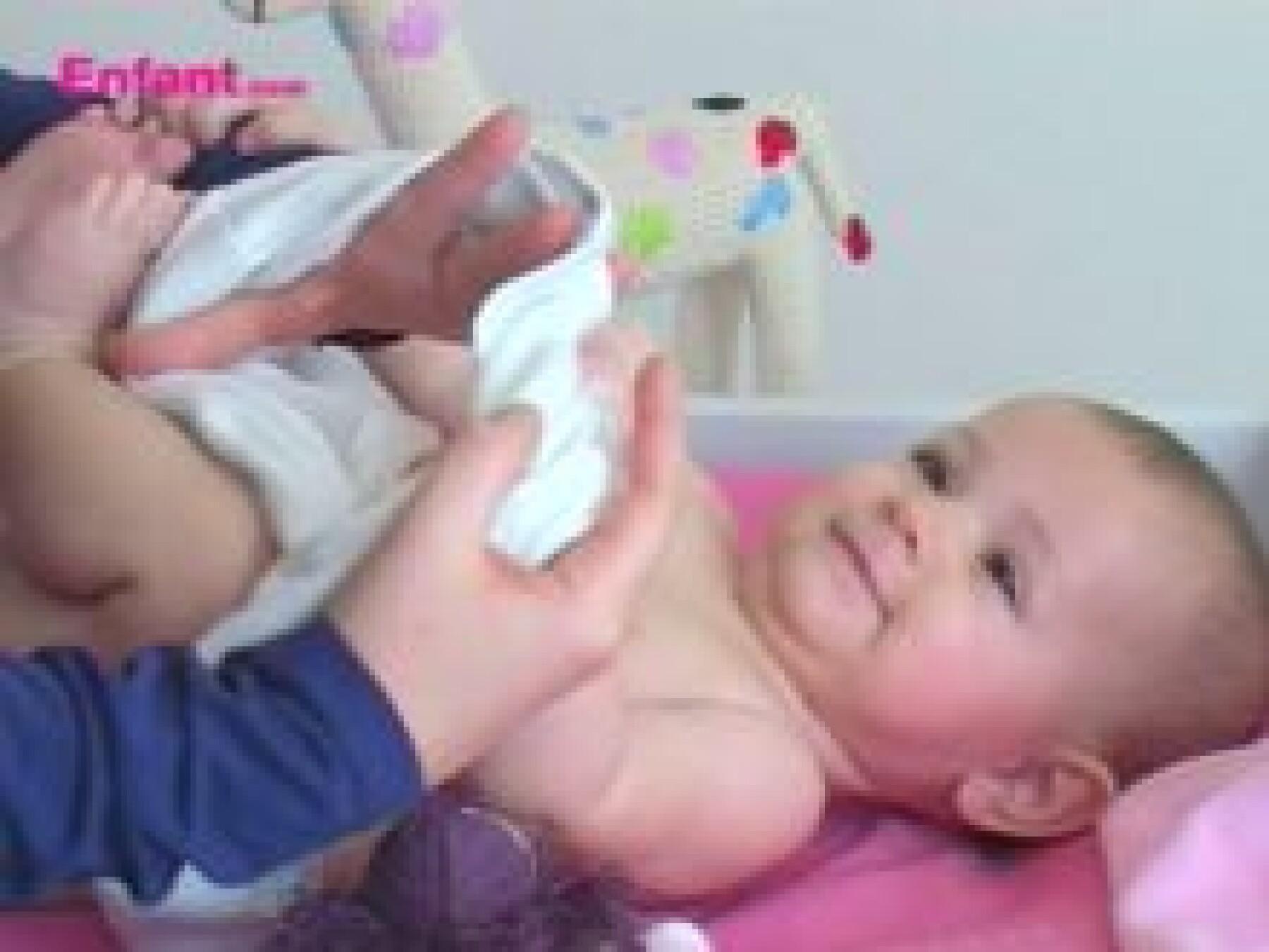 Habiller bébé
