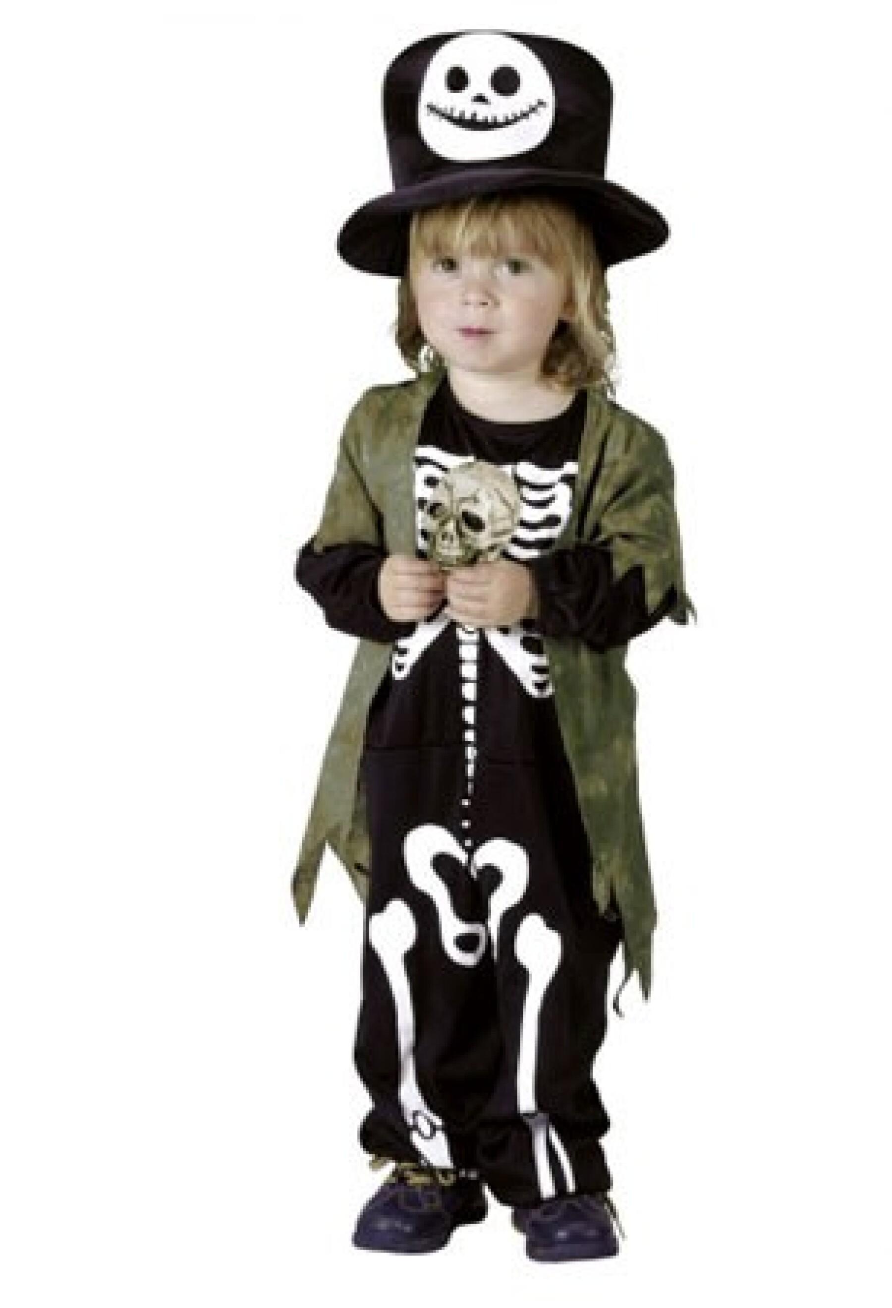 Par ici le squelette !