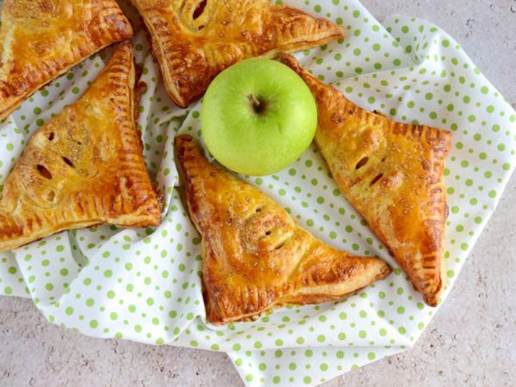 Recette : Chaussons aux pommes